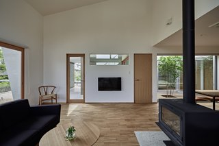 Foyer House by Toki Architect Design Office - Photo 1 of 3 -