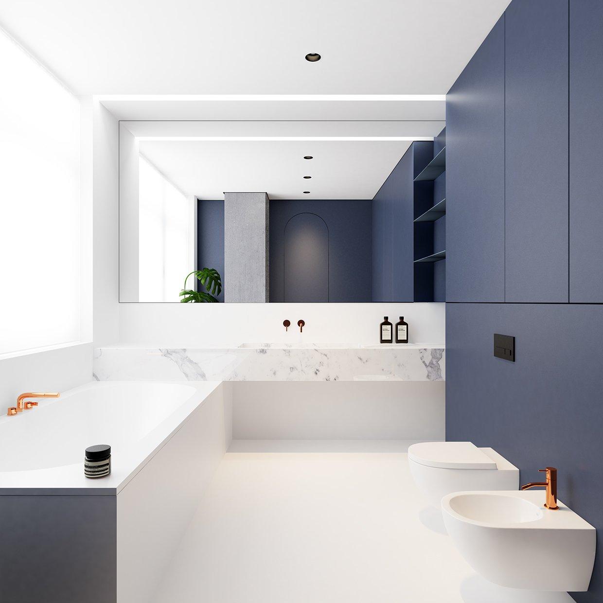 127+ Inspiring Interior Ideas by Dwell from FontanB by Emil Dervish