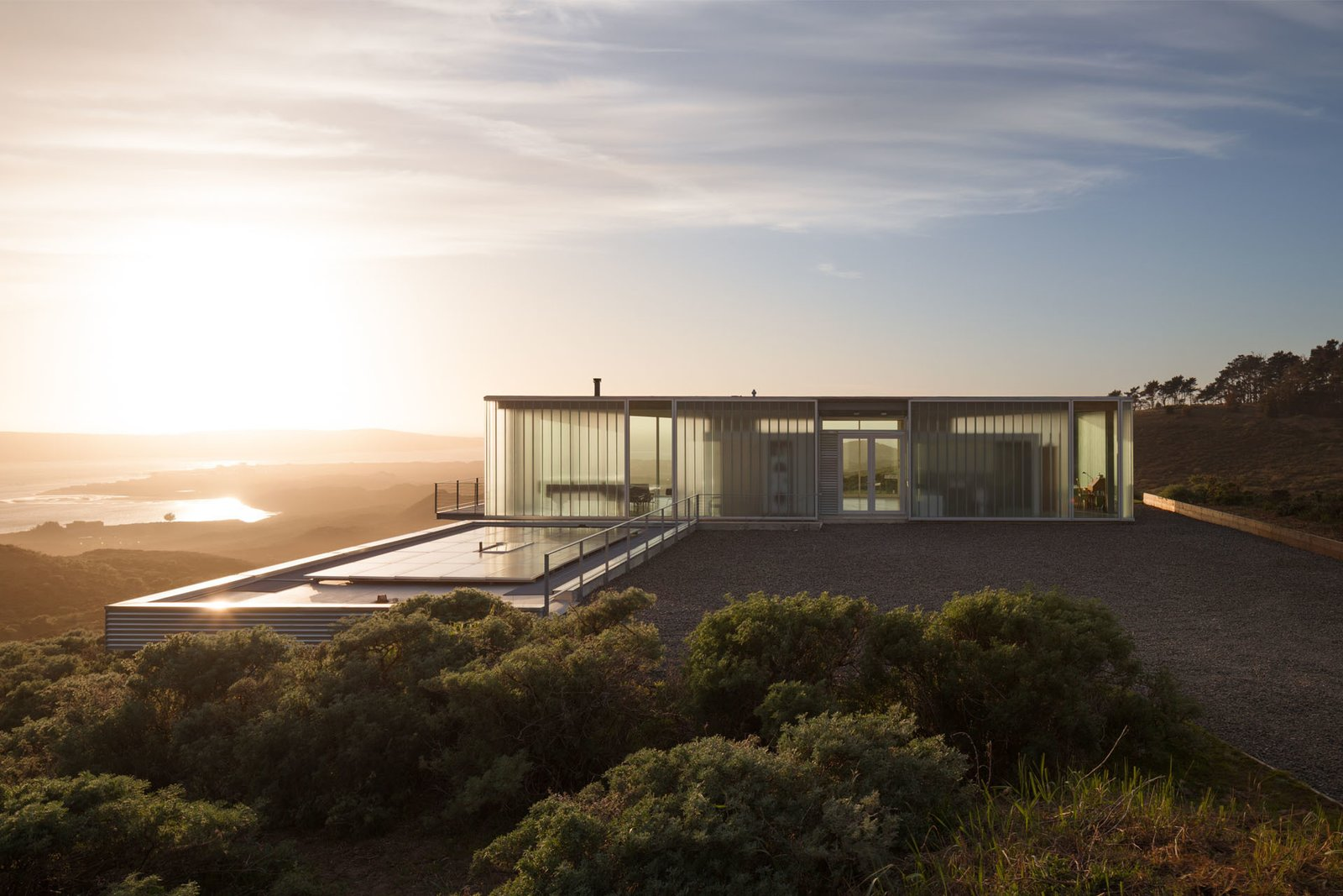 Glass House on California's North Coast - Photo 5 of 5