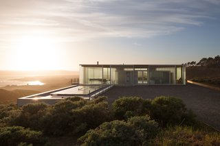 Glass House on California's North Coast - Photo 4 of 4 -