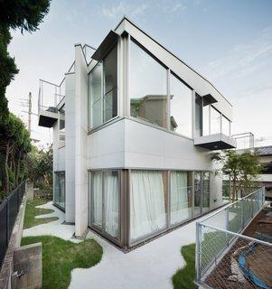 Oyamadai House by frontofficetokyo - Photo 3 of 5 -