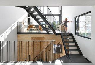Lofthouse I by Marc Koehler Architects - Photo 3 of 4 -