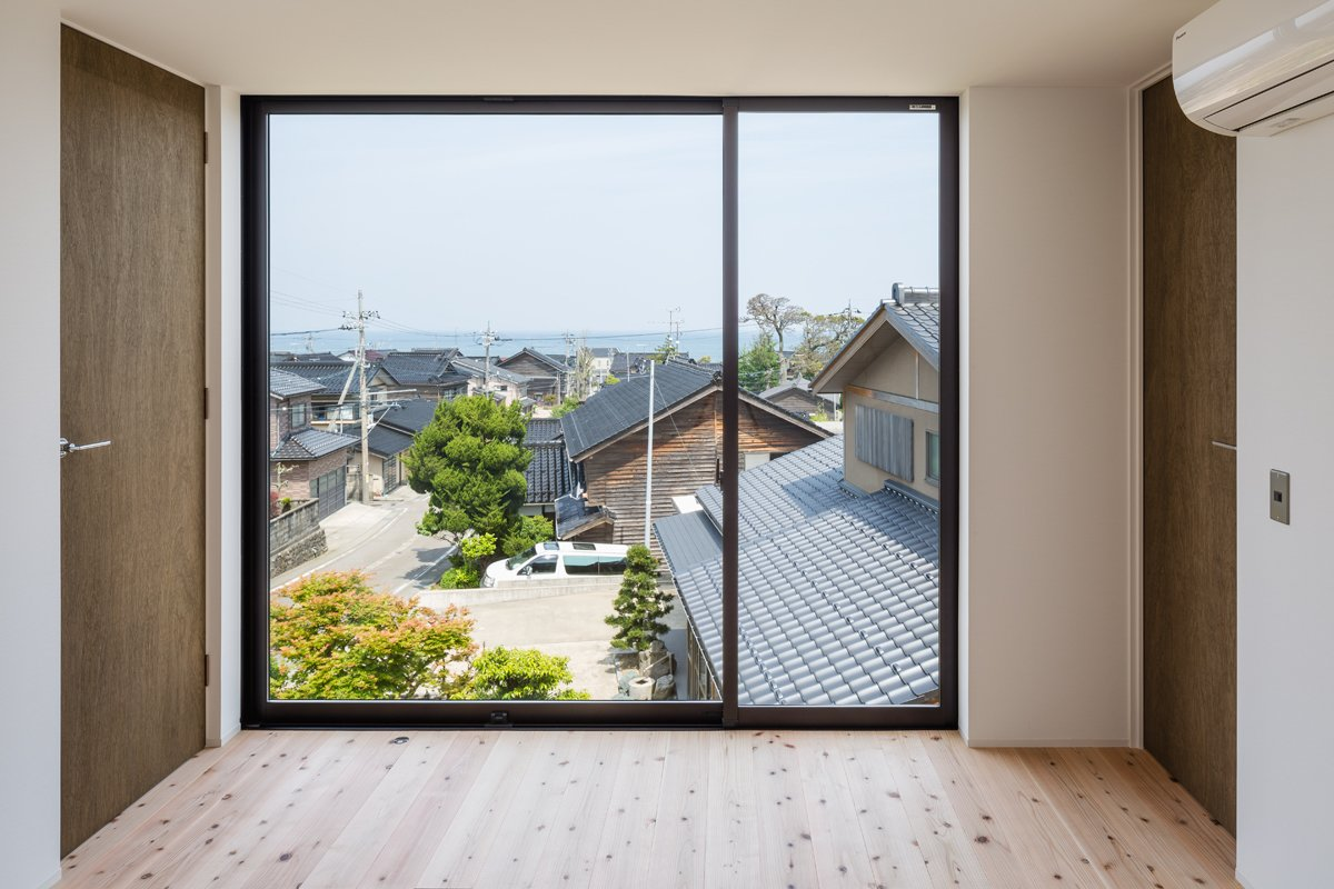 Photo 5 of 7 in Residence in Sotohisumi by Nakasai Architects