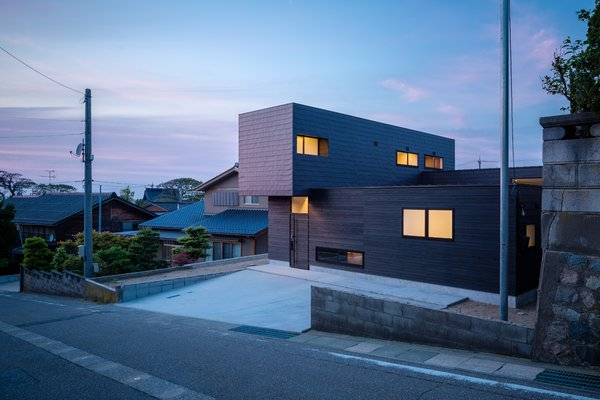 Photo 7 of 7 in Residence in Sotohisumi by Nakasai Architects