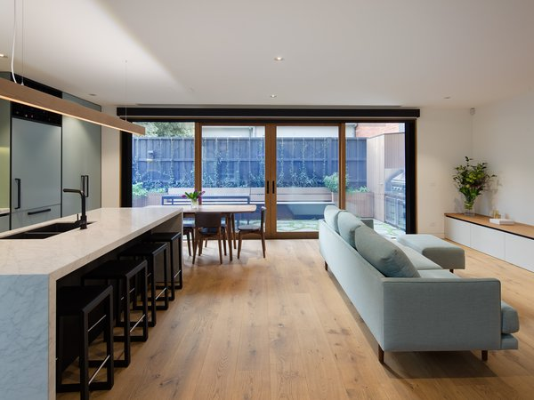 Photo 1 of 5 in Albert Park House by Technē