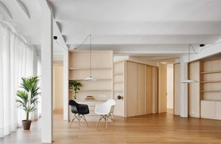 10 Modern Renovations to Homes in Spain - Photo 8 of 10 - The aim of the project was to make the apartment new again, without significant setting or character changes.