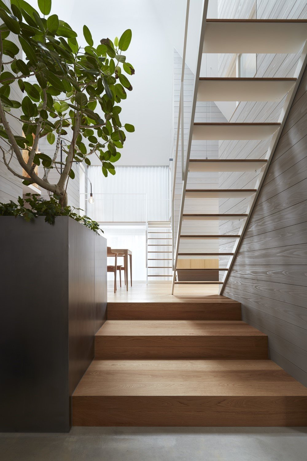Photo 2 of 8 in House in Iwakura by Airhouse