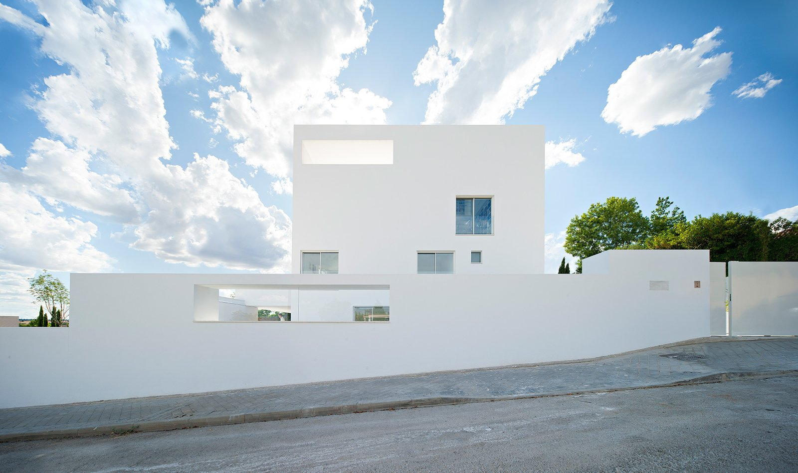 Photo 4 of 6 in Raumplan House by Alberto Campo Baeza