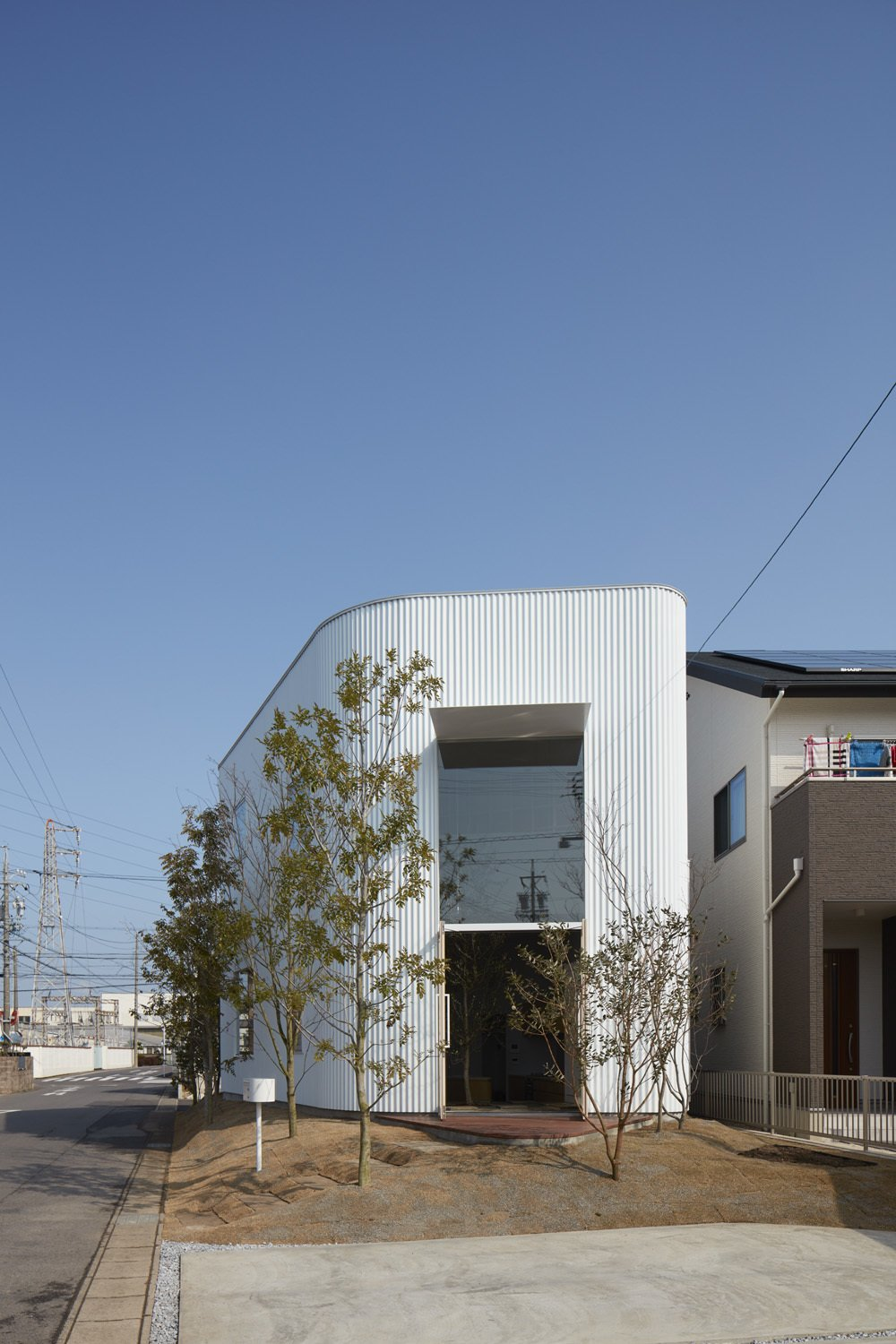 Photo 3 of 10 in House in Ohguchi by Airhouse