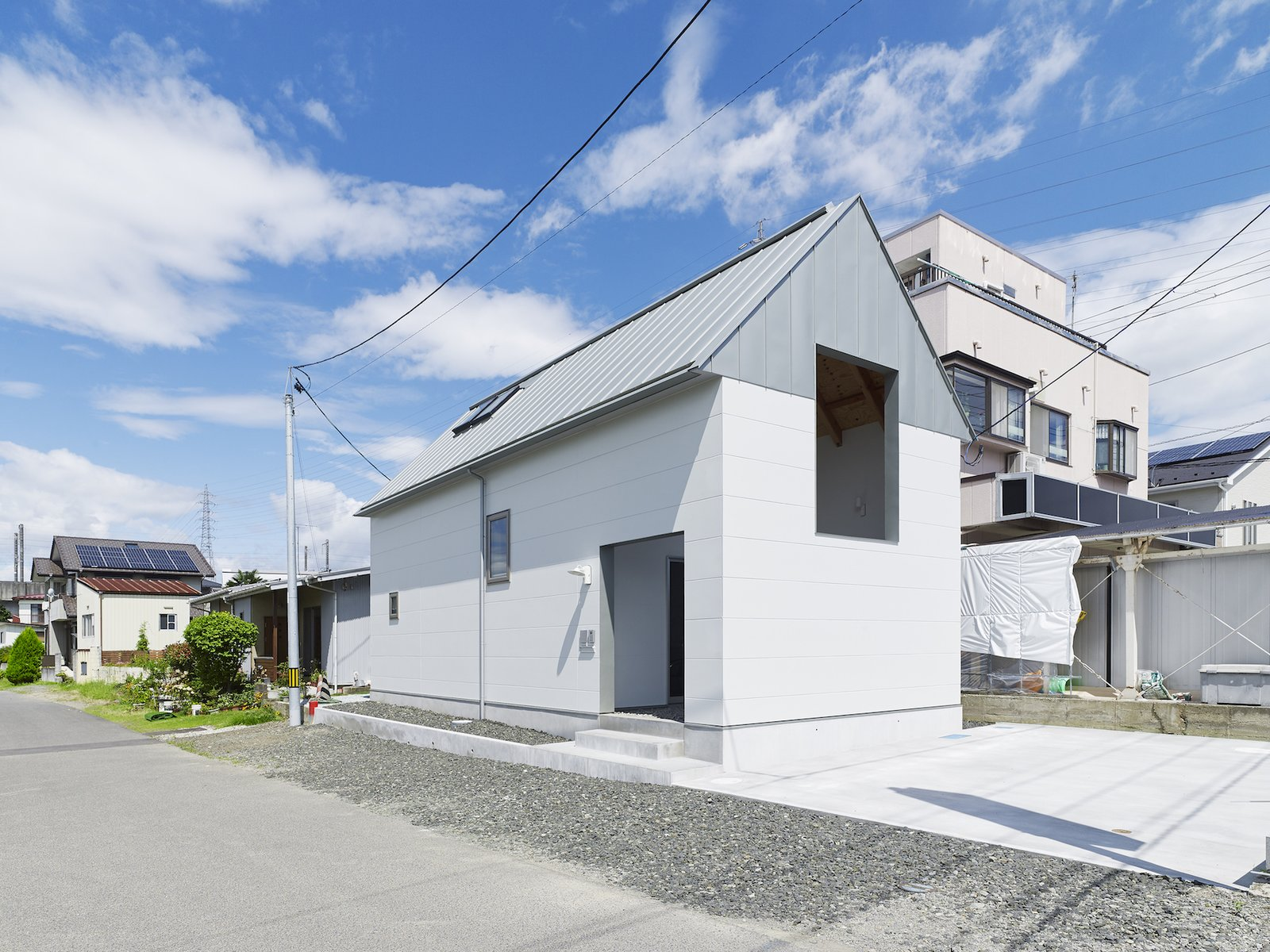 Photo 1 of 9 in House in Suwamachi by Kazuya Saito Architects