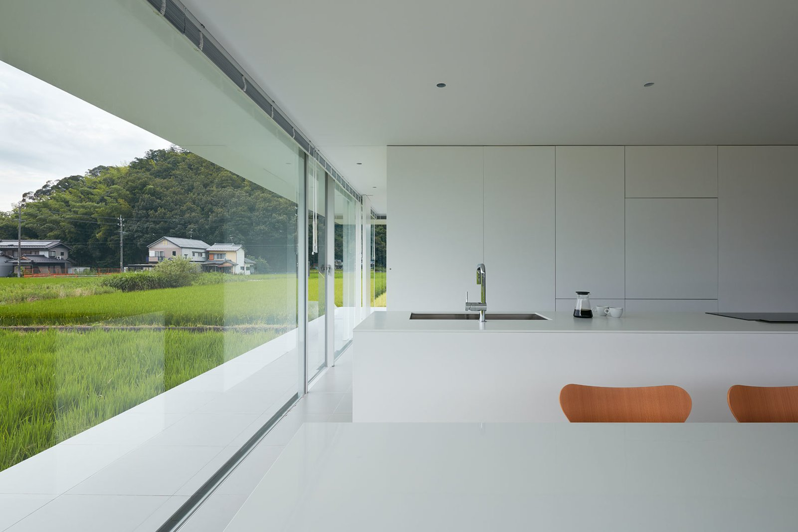 Photo 7 of 12 in F Residence by Shinichi Ogawa & Associates