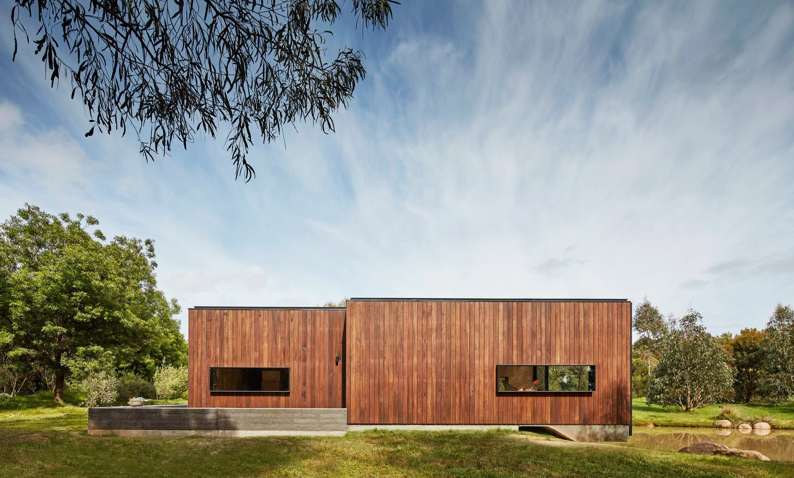 Photo 1 of 9 in Balnarring Retreat by Branch Studio Architects