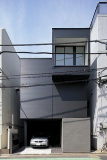 House in Higashiazabu by PANDA - Photo 2 of 6 -