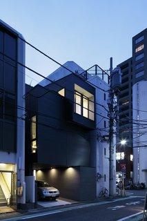 House in Higashiazabu by PANDA - Photo 5 of 6 -