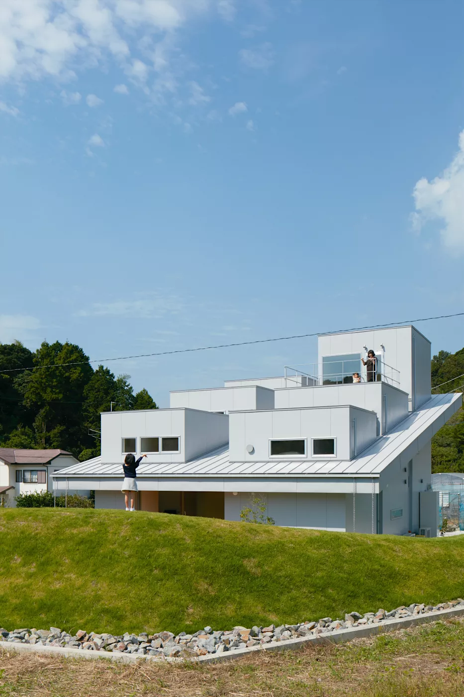 Photo 4 of 6 in House in Tokushima by Fujiwara-Muro Architects