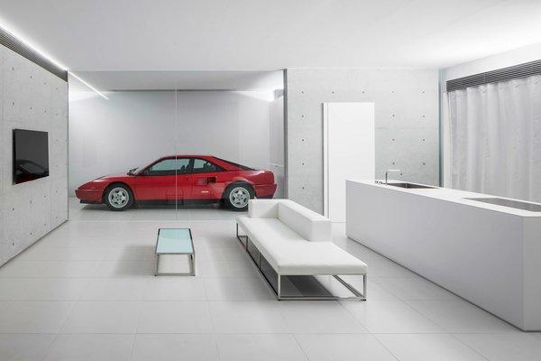Photo  of FU-House modern home