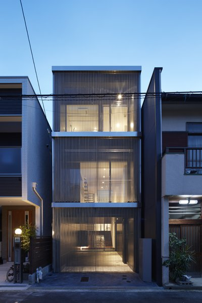 Photo 2 of House in Minami-tanabe modern home