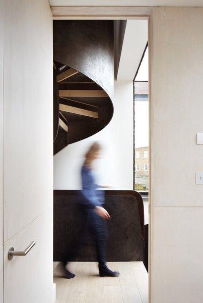 Photo  of De Beauvoir House modern home