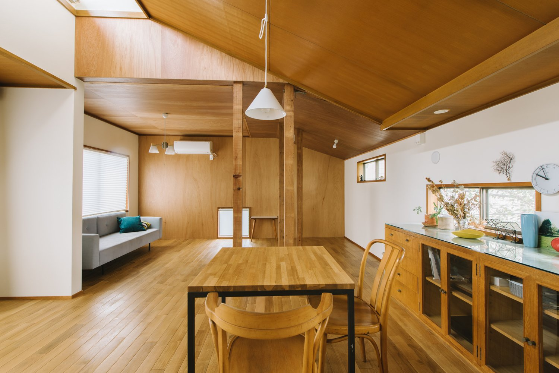 Photo 3 of 7 in House in Ogikubo by SNARK