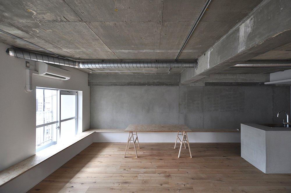 Photo 2 of 5 in House in Edobori by Yasunari Tsukada Design