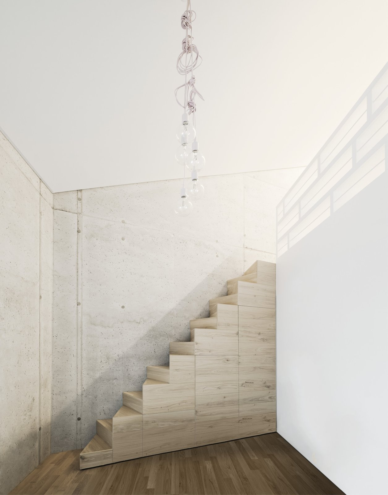 Staircase  E20 by Leibal