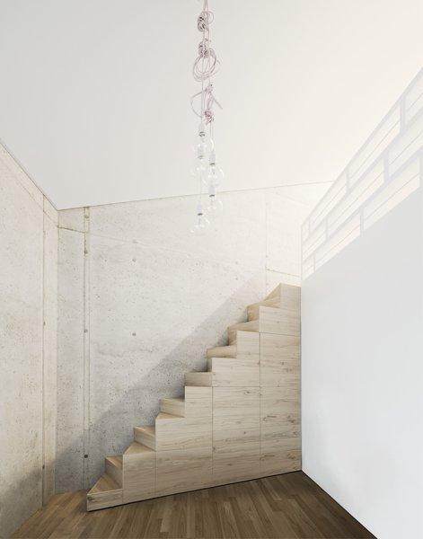 Staircase Photo 5 of E20 modern home