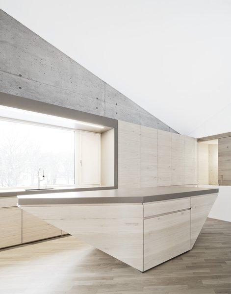 Kitchen island Photo 6 of E20 modern home