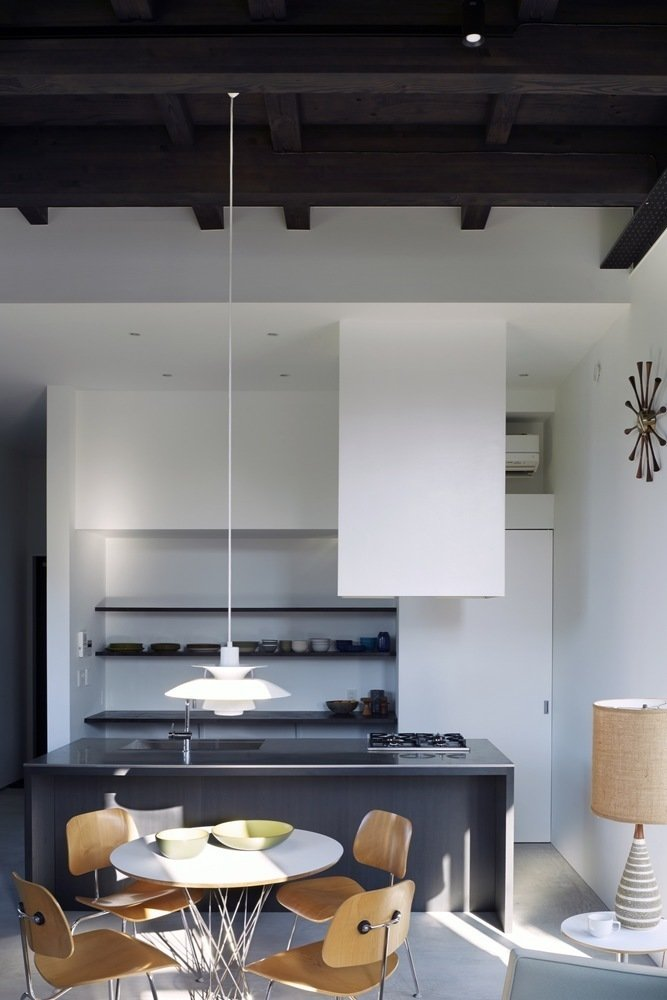 Kitchen  Black Box House by Leibal