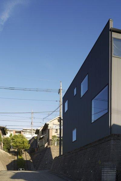 Photo 9 of Black Box House modern home