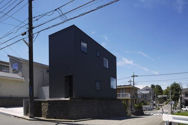 Photo 20 of Black Box House modern home