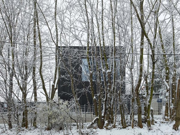 Photo 5 of The Small Black modern home