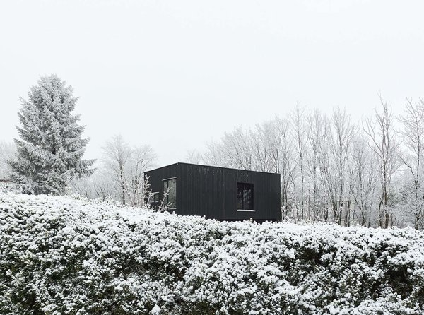 Photo 7 of The Small Black modern home