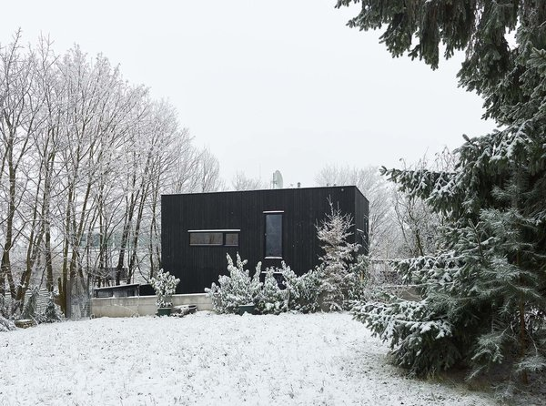 Photo 10 of The Small Black modern home