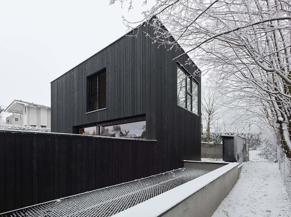 Photo 9 of The Small Black modern home