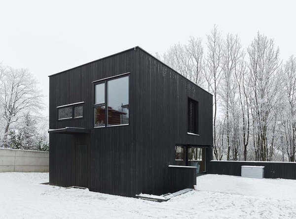 Photo 8 of The Small Black modern home