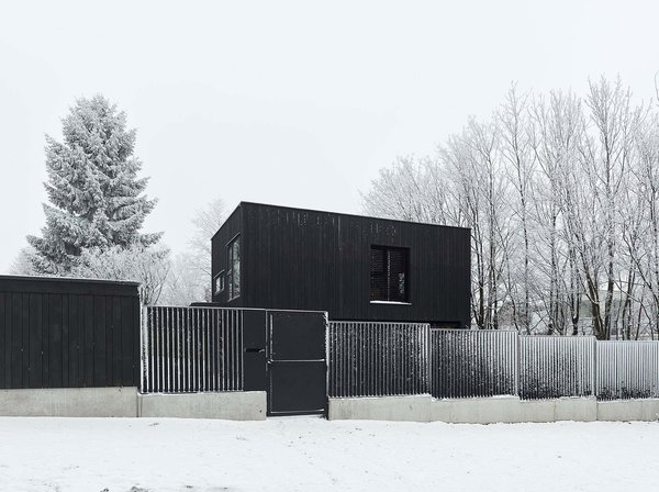 Photo 11 of The Small Black modern home