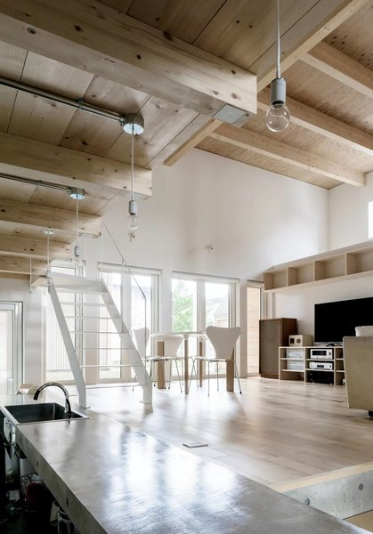 Dining room Photo  of R + R modern home