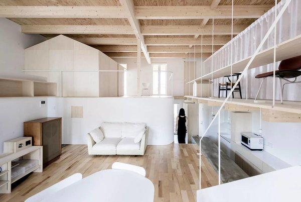 Living room Photo 15 of R + R modern home