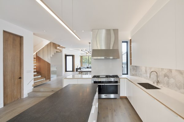 Kitchen Photo 14 of Noe Valley House modern home