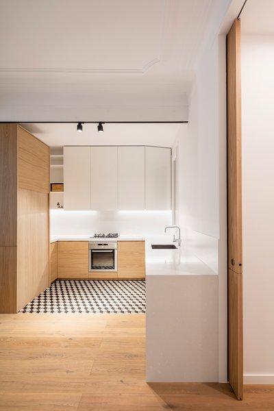 Kitchen Photo 2 of Apartamento Alan modern home