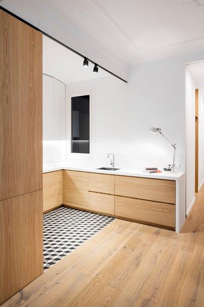 Kitchen Photo  of Apartamento Alan modern home