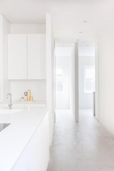 Hallway Photo  of Bankside Apartment modern home