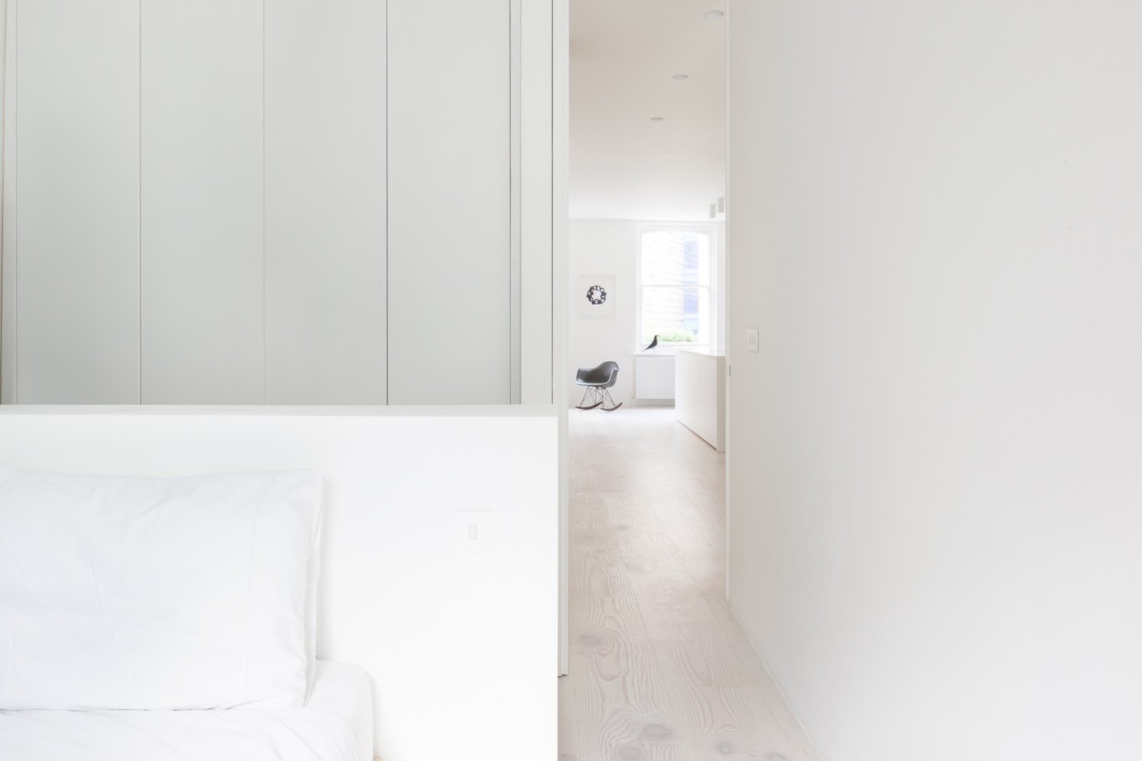 Bedroom  Bankside Apartment by Leibal