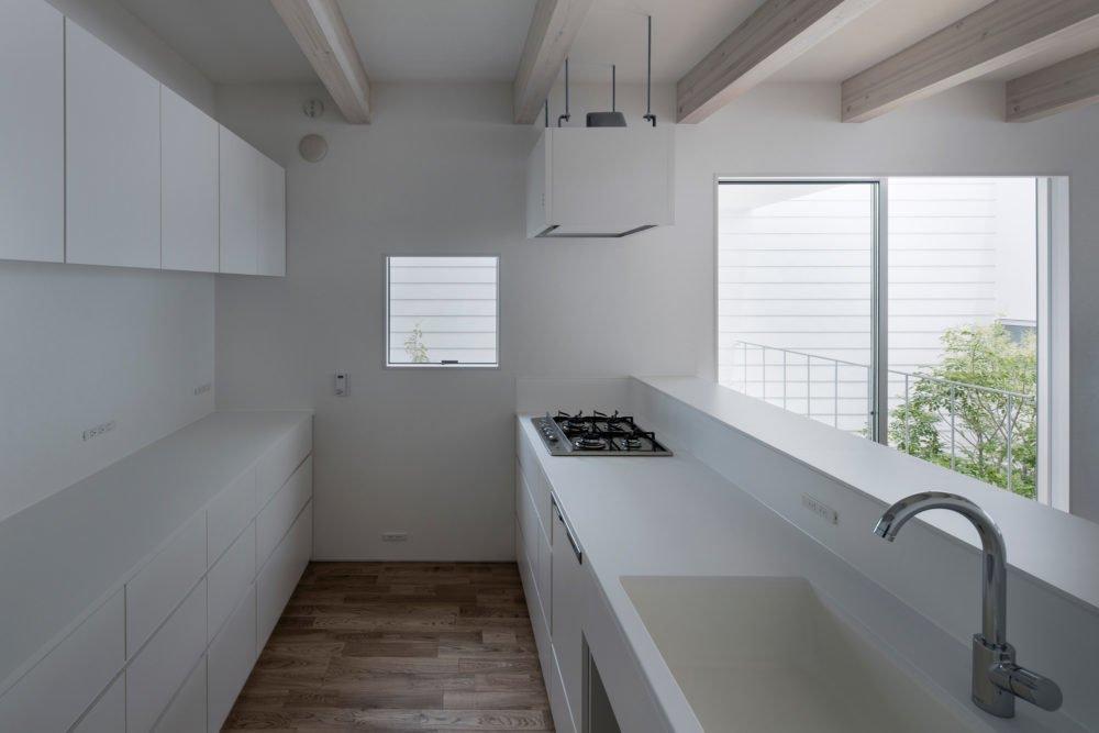 Kitchen  3 Walls in Fukuroi by Leibal