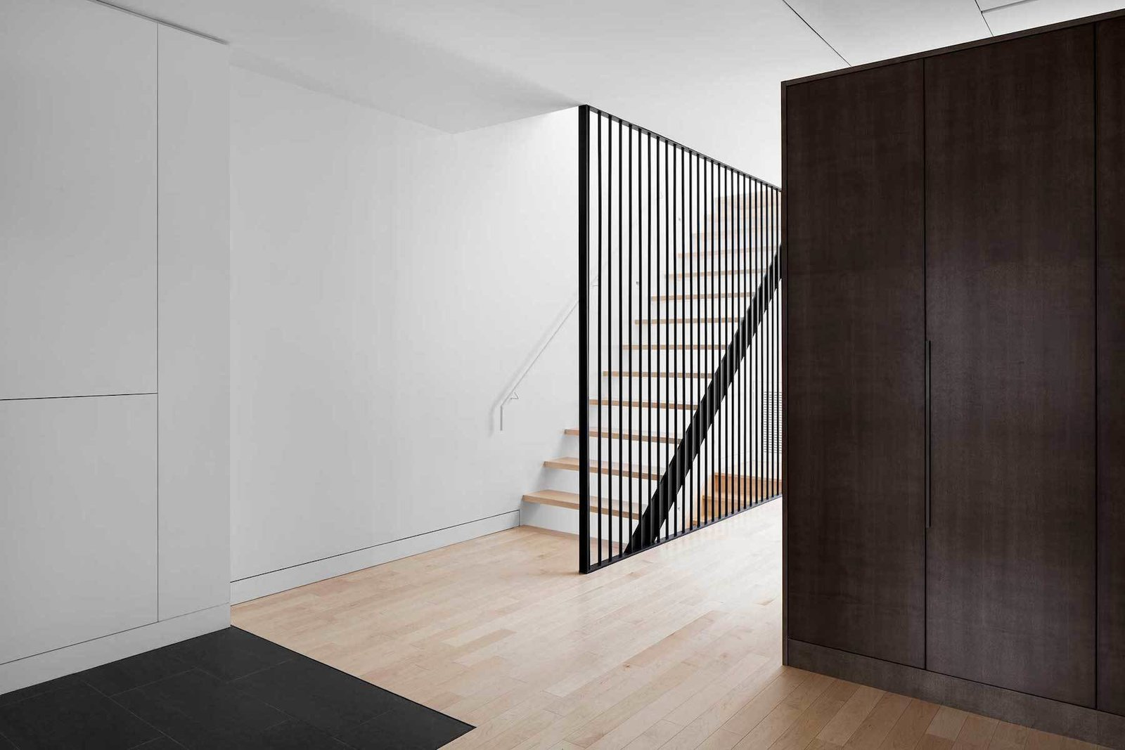 Staircase Somerville Residence by Leibal