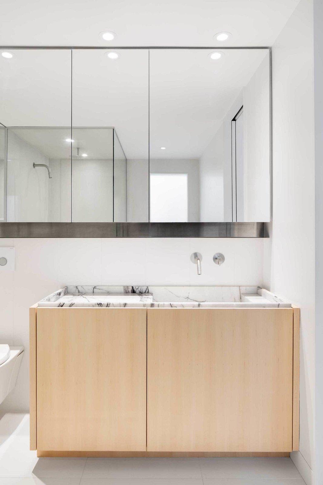 Bathroom 1  Somerville Residence by Leibal
