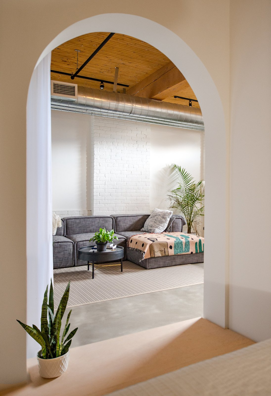 Courtesy of Leibal  Broadview Loft by Leibal