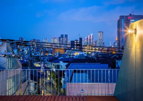 Photo  of Roof Meidaimae modern home