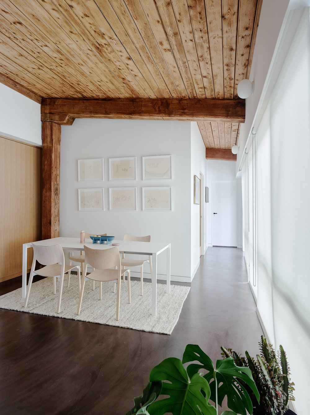 Tagged: Chair, Concrete Floor, and Kitchen.  Gowanus Loft by Leibal