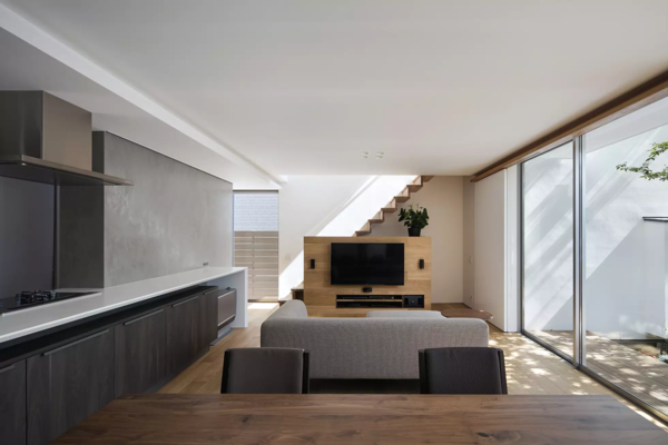Photo 8 of House in Mihara modern home